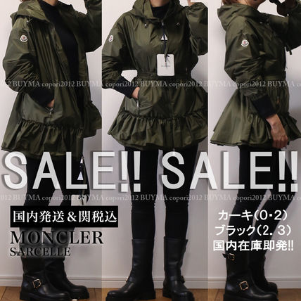 MONCLER アウターその他 【国内発送 & 関税込】今期新作!! MONCLER SARCELLE(13)