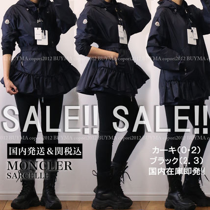 MONCLER アウターその他 【国内発送 & 関税込】今期新作!! MONCLER SARCELLE(12)