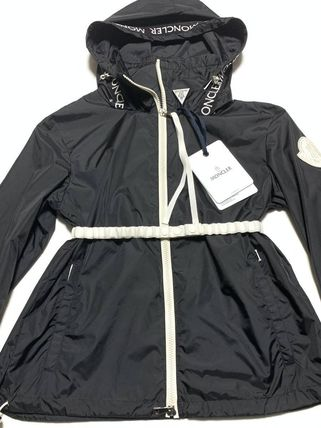 MONCLER アウターその他 関送込 MONCLER POMME 刺しゅう ロゴ ナイロンジャケット(9)