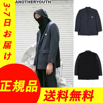 ANOTHERYOUTH ジャケットその他 【ANOTHERYOUTH】◆ジャケット◆3-7日お届け/関税・送料込
