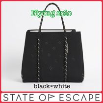 【State of Escape】Flying solo/black×white/追跡込
