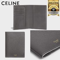 累積売上総額第1位!【CELINE】PASSPORT COVER_10B783BEL