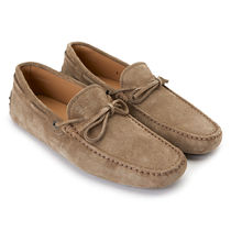TOD'S(トッズ) ドレスシューズ・革靴・ビジネスシューズ 【関税負担】 TOD'S SUEDE LOAFER