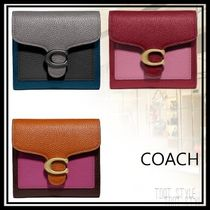 【COACH】Tabby Small Wallet Colorblock★スモール ウォレット