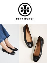TORY BURCH★Laila 2 Driver レザー バレエ フラッドシューズ