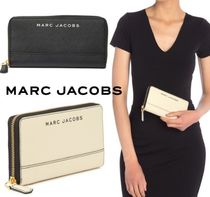 【MARC JACOBS】Branded Saffiano Standard レザー財布 M0015160