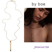 by boe(バイボー) ネックレス・ペンダント ★セール/即発♪★By Boe Hourglass Drop Necklace★