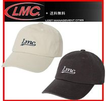 ☆韓国の人気☆【LMC】☆LMC CLASSIC WASHED 6 PANEL CAP☆2色☆