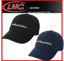 ☆韓国の人気☆【LMC】☆LMC TIMES WASHED 6 PANEL CAP☆2色☆
