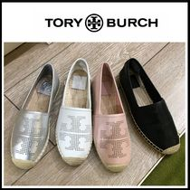 【TORY BURCH】PERFORATED ロゴ・フラット