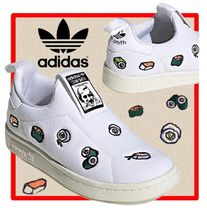★人気★ADIDAS KIDS★ STAN SMITH 360 C (17-21㎝) ★