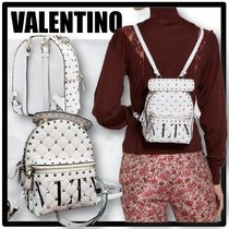 ★送料・関税込★VALENTINO★VLTN ROCKSTUD BACKPACK