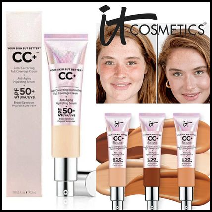 It Cosmetics ファンデーション ☆it COSMETICS☆ Your Skin But Better イルミネーション Cover