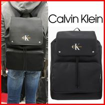 ★CALVIN KLEIN★COATED COTTON FLAP☆大人気・正規品☆