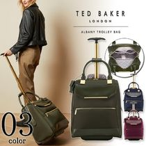 Ted BakerスーツケースAlbany トロリーバッグ旅行