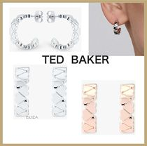 TED BAKER☆Heart to Heart☆ハート!フープ ピアス