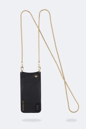 Bandolier スマホケース・テックアクセサリー NEW!!Belinda Pebble Leather Crossbody Bandolier(2)