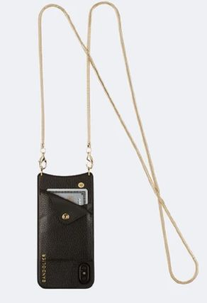 Bandolier スマホケース・テックアクセサリー NEW!!Belinda Pebble Leather Crossbody Bandolier(3)