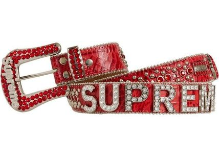 Supreme その他ファッション Supreme b b simon Belt SS 20 WEEK 3
