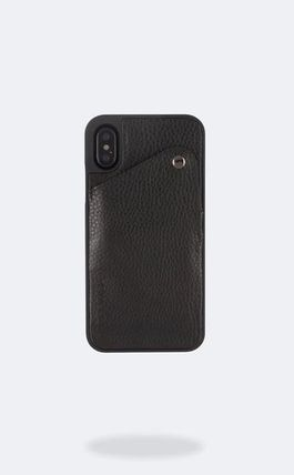 Bandolier スマホケース・テックアクセサリー NEW!!Alex Pebble Leather Wallet Case (no D-rings)(2)