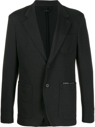 GIVENCHY ジャケットその他 関税込み☆GIVENCHY address jacket in jersey(3)
