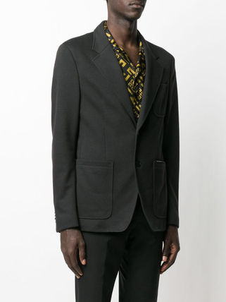 GIVENCHY ジャケットその他 関税込み☆GIVENCHY address jacket in jersey(5)