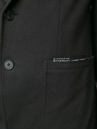 GIVENCHY ジャケットその他 関税込み☆GIVENCHY address jacket in jersey(7)