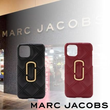 【MARC JACOBS】Quilted Jj Case iPhone 11 Pro Case
