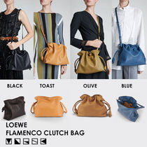 【CASUAL/PARTY】LOEWE・Flamenco Clutch Bag