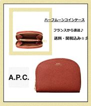 【A.P.C.】特価!コンパクトハーフムーン★Compact Demi-Lune