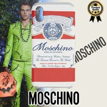 Moschino◆Budweiser Edition iPhone X XS ケース	Dv115