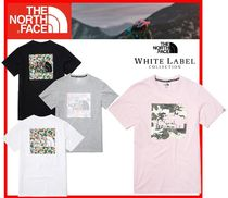 ☆韓国の人気☆THE NORTH FACE☆FLORAS S/S R/TEE☆4色☆