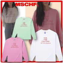MISCHIEF(ミスチーフ) Tシャツ・カットソー ☆送料・関税込☆MISCHIEF☆FOR THE CULTURE LONG SLEEVE☆