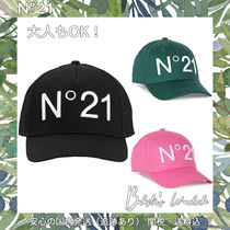 No21 大人もOK SIX-PANEL BASEBALL CAP