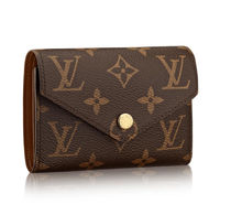 直営店★Louis Vuitton★VICTORINE WALLET