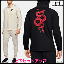 【UNDER ARMOUR】プロジェクトロック スネーク★セットアップ★