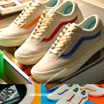 VANS★ComfyCush OLD SKOOL★スウェード★兼用★3色