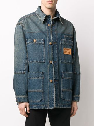Burberry ジャケットその他 【BURBERRY】pocket detail denim jacket(4)