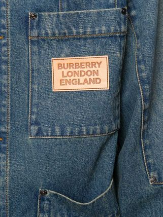 Burberry ジャケットその他 【BURBERRY】pocket detail denim jacket(6)