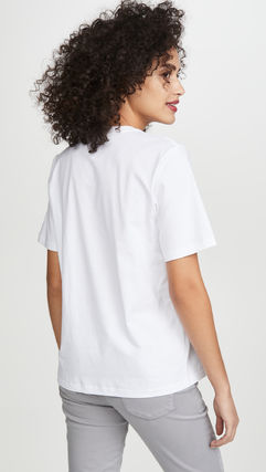 Markus Lupfer Tシャツ・カットソー Markus Lupfer★Alex Paintedリッププリント Tシャツ TEE327(7)