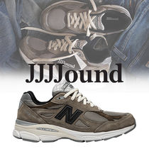 入手困難!NewBalance JJJJound x 990v3 'Urban Grey'