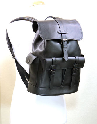 Coach バックパック・リュック ☆COACH☆HUDSON BACKPACK  バックパック☆ブラック(5)
