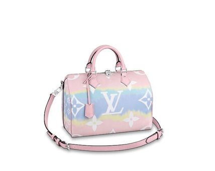 Louis Vuitton ボストンバッグ 【直営店】ルイヴィトン☆スピーディーバンドリエール 2color(4)