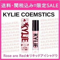 SALE!KYLIE COEMSTICS★Rose are Redリキッドアイシャドウ