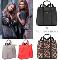 VICTORIA'S SECRET Studded Convertible Backpack 2WAY 4色展開