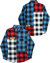 XXXTentacion Official Bad Vibes Forever Flannel Shirt 激レア