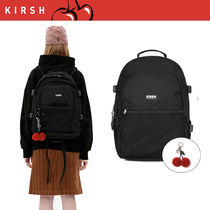 ★20SS 新作★KIRSH★POCKET STORAGE BACKPACK JS_ ブラック