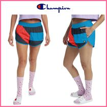 2020Cruise新作!! ☆ Champion☆ Color block Crinkle Shorts