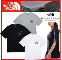 ☆韓国の人気☆THE NORTH FACE☆CAMPTON S/S R/TEE☆3色☆
