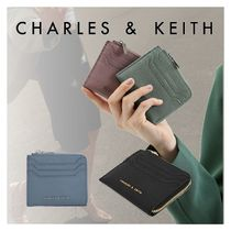 ★Charles&Keith★ Small Zip Pouch★カードも入るコインケース